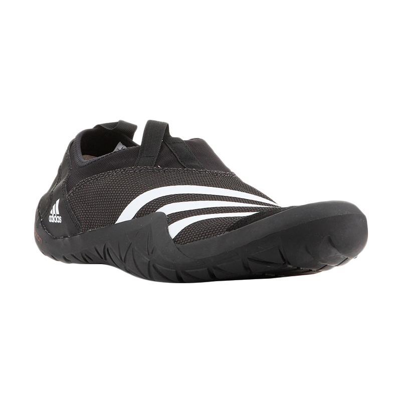 harga adidas Climacool Jawpaw Slip on Sneaker Sepatu Lari Pria - Hitam [BB5444] Blibli.com