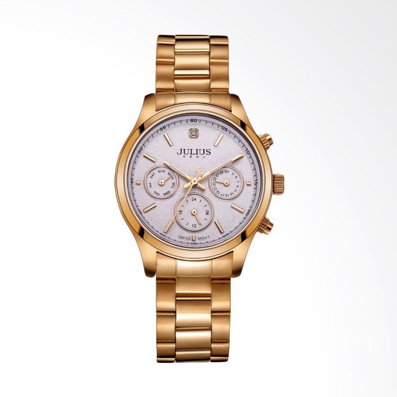 Julius JA-946-D Jam Tangan Wanita - Rose Gold