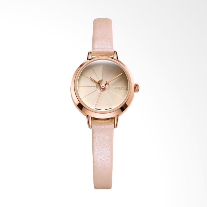 Julius JA-979-C Jam Tangan Wanita - Pink