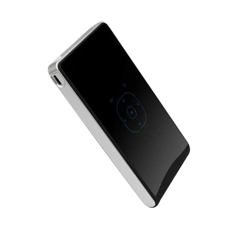 harga G-HOLIC DLP100 Pocket Projector [LED/ Built-In Android] Blibli.com