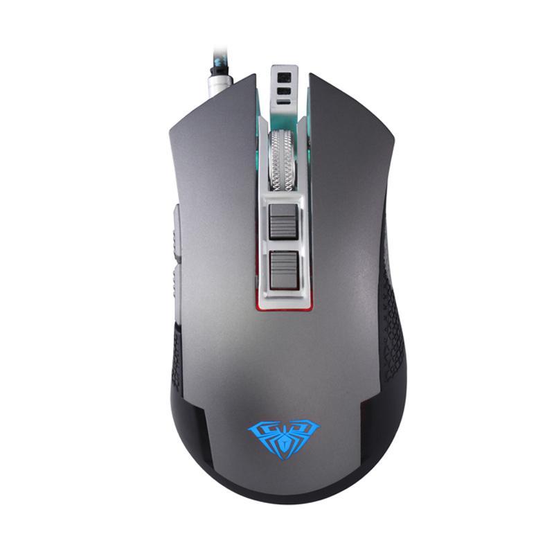 AULA Gaming Gear Van Guard 9022 RGB Mouse Gaming