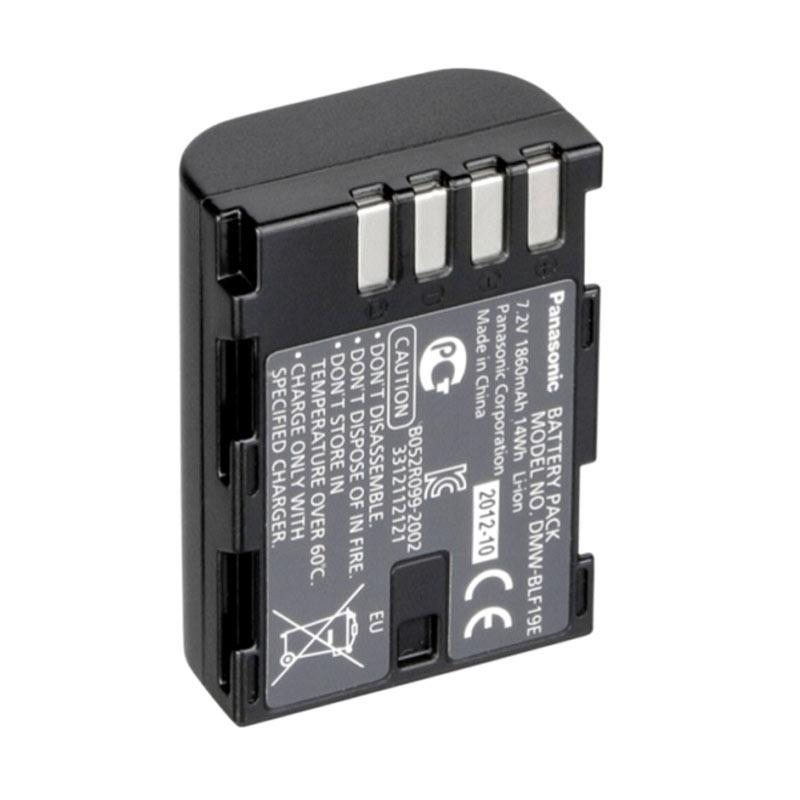 harga Panasonic DMW BLF19E Battery for Lumix GH4 or GH5 Ladang Blibli.com