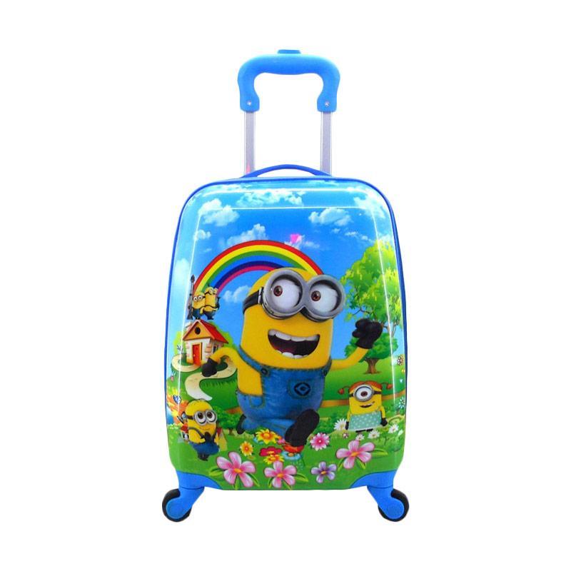 DJ Fashion 0525 Trolley Bag Tas Sekolah Anak - Multicolor