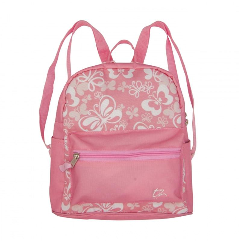 ToeZone Kids Butterfly Mini Backpack Anak - Pink