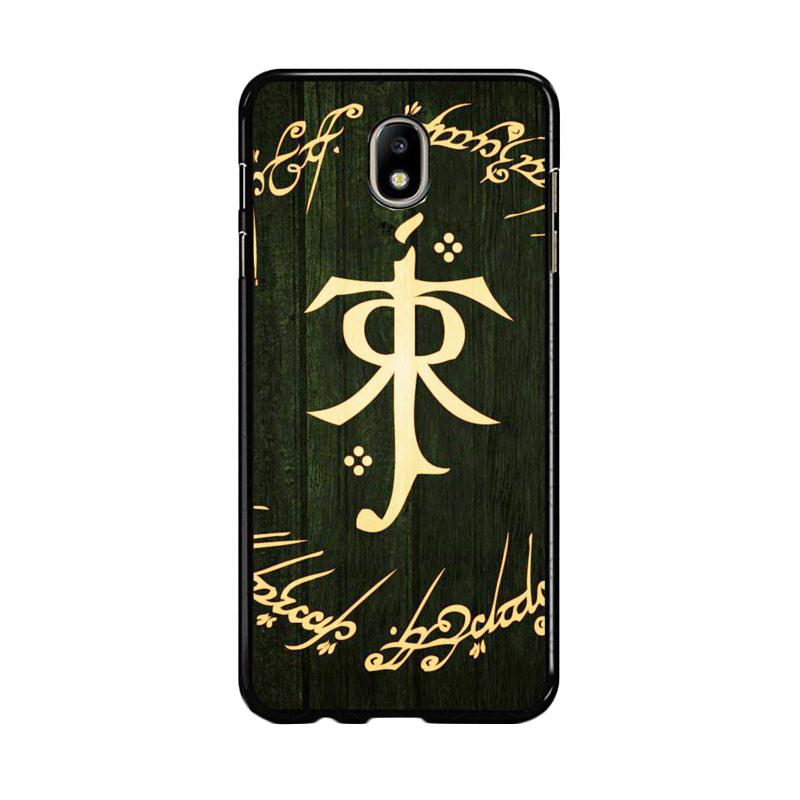Flazzstore Lord Of The Ring Symbol Z1090 Custom Casing for Samsung Galaxy J5 Pro 2017