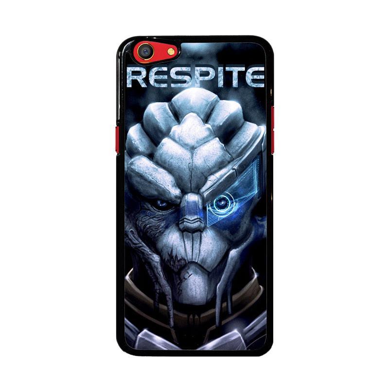 Flazzstore Mass Effect 3 Garrus Z0384 Custom Casing for Oppo F3