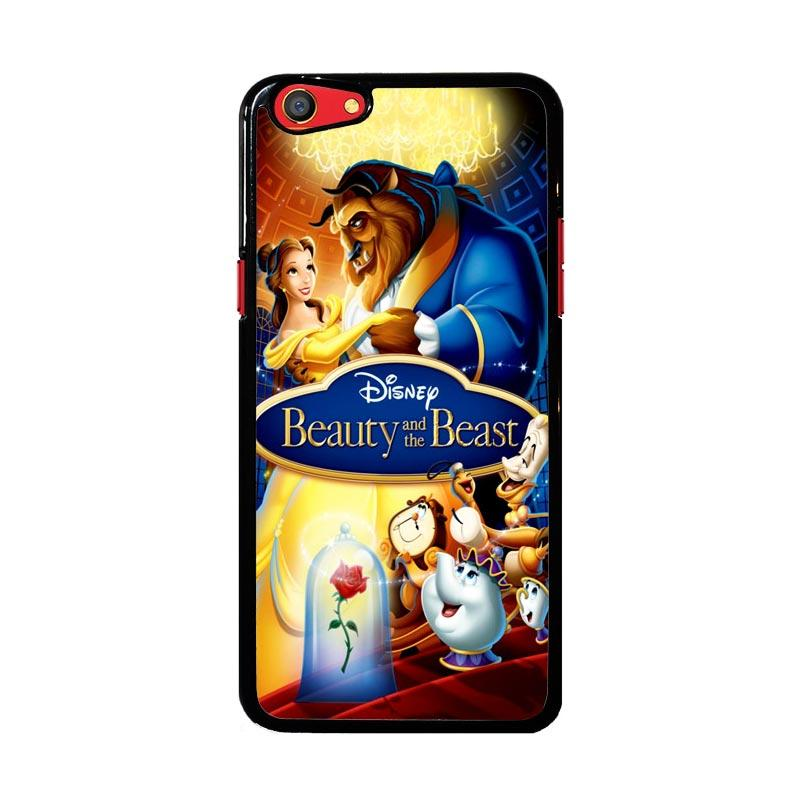 Flazzstore Beauty And The Beast New Disney Z0513 Custom Casing for Oppo F3