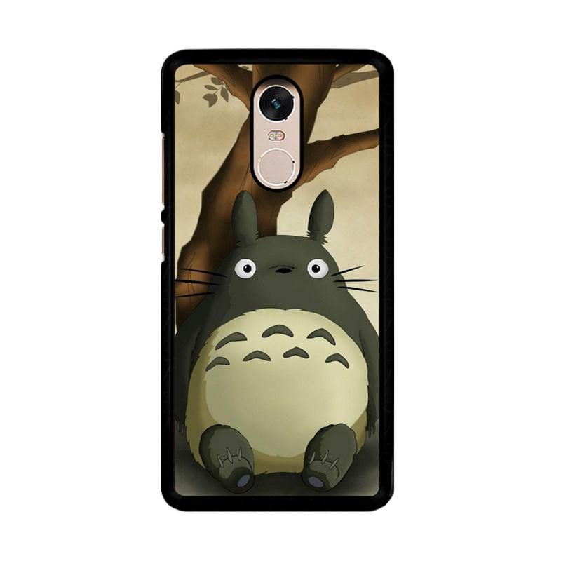 Flazzstore Totoro 2 F0697 Custom Casing for Xiaomi Redmi Note 4 or Note 4X Snapdragon Mediatek