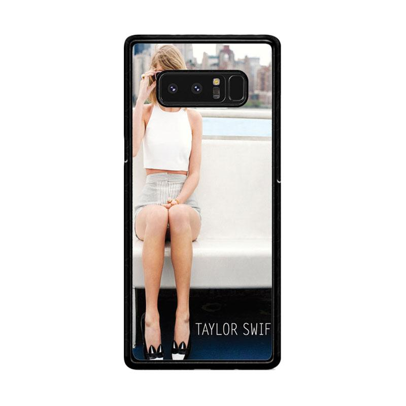 Flazzstore Taylor Swift 1989 Skyline Z1266 Custom Casing for Samsung Galaxy Note8