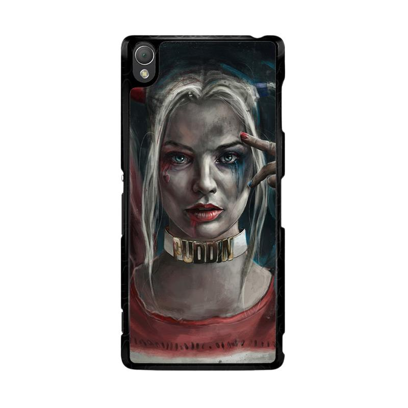Flazzstore Harley Quinn O0314 Custom Casing for Sony Xperia Z3