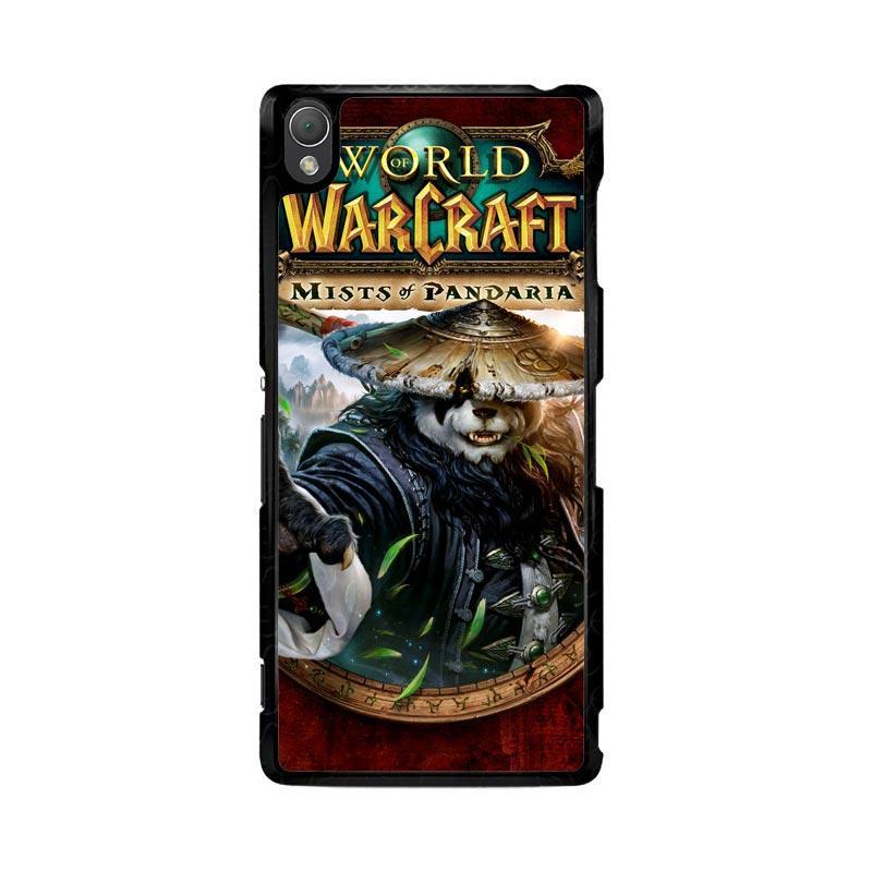 Flazzstore World Of Warcraft Guardian Druid Mists Of Pandaria Z0652 Custom Casing for Sony Xperia Z3