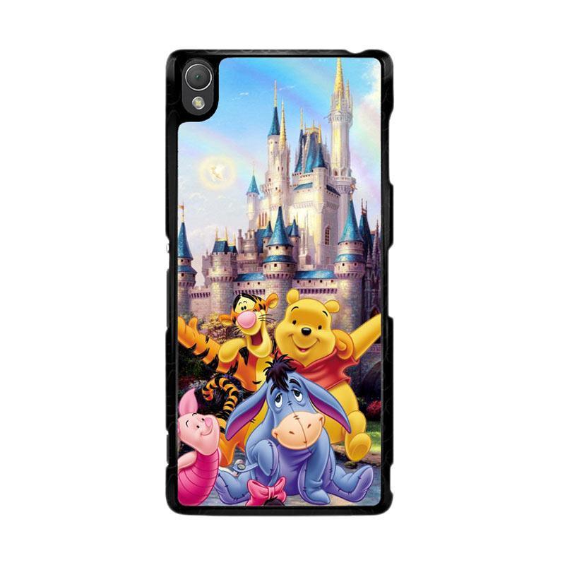 Flazzstore Winnie The Pooh Disney Z0060 Custom Casing for Sony Xperia Z3