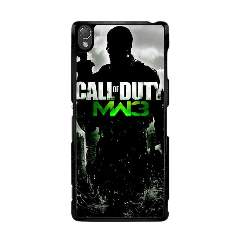 Flazzstore Call Of Duty Mw3 Z0006 Custom Casing for Sony Xperia Z3