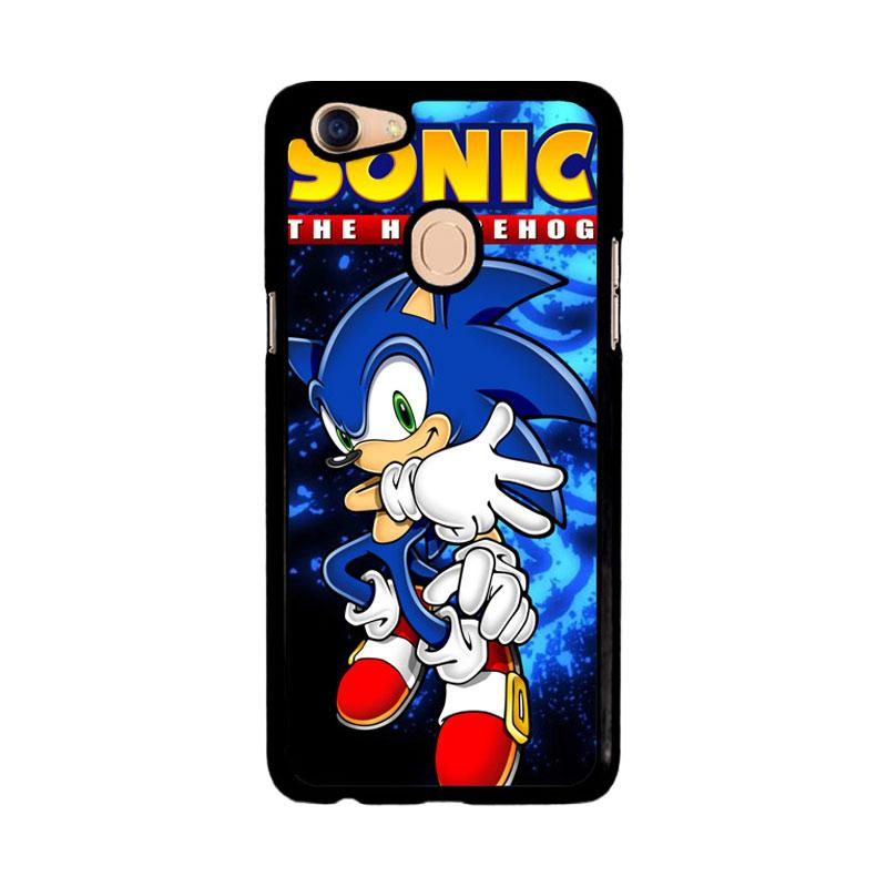Flazzstore Sonic The Hedgehog Z2243 Custom Casing for Oppo F5