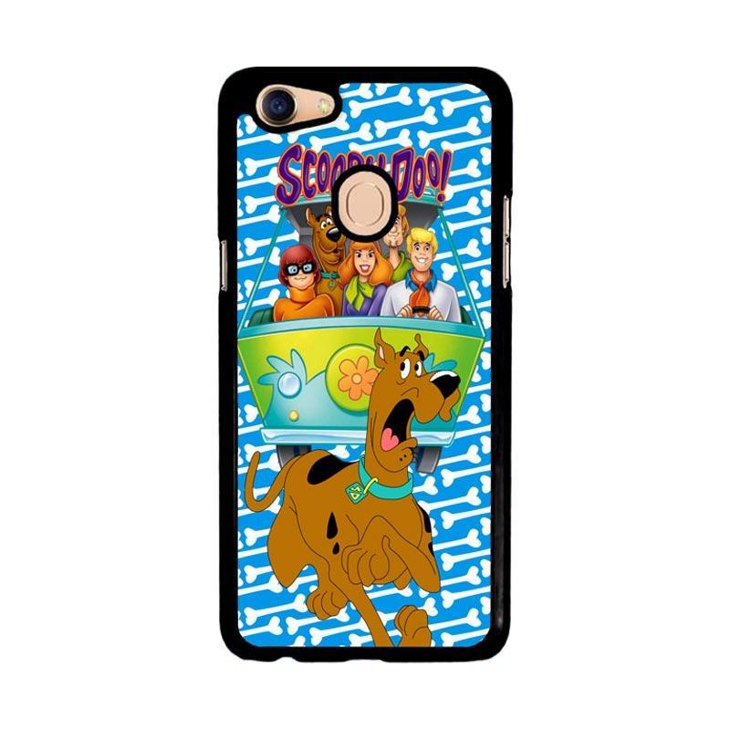 Flazzstore Scooby Doo Z2652 Custom Casing for Oppo F5