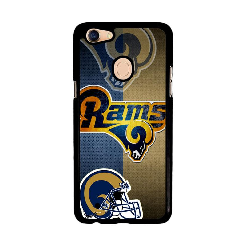 Flazzstore St. Louis Rams Z3027 Custom Casing for Oppo F5