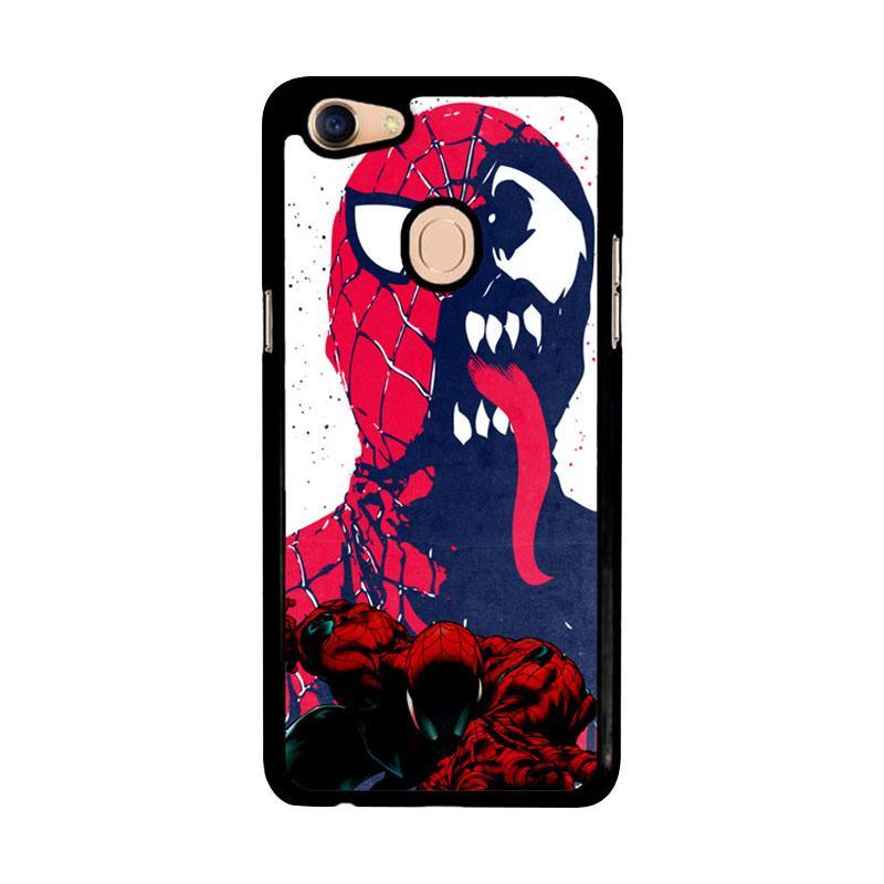 Flazzstore Spiderman Marvel Superhero Z3326 Custom Casing for Oppo F5