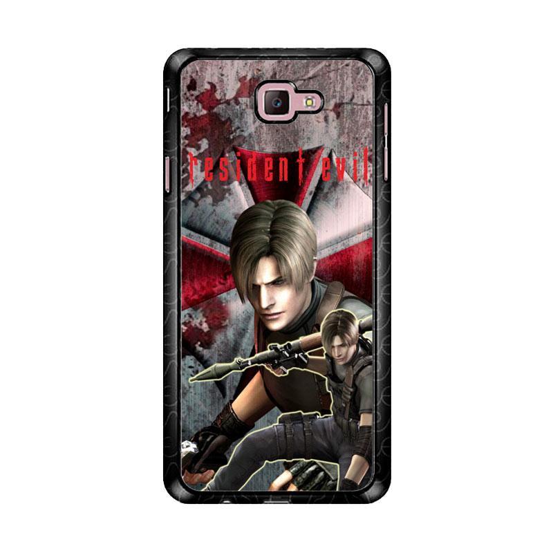 Flazzstore Resident Evil Leon Z3327 Custom Casing for Samsung Galaxy J7 Prime