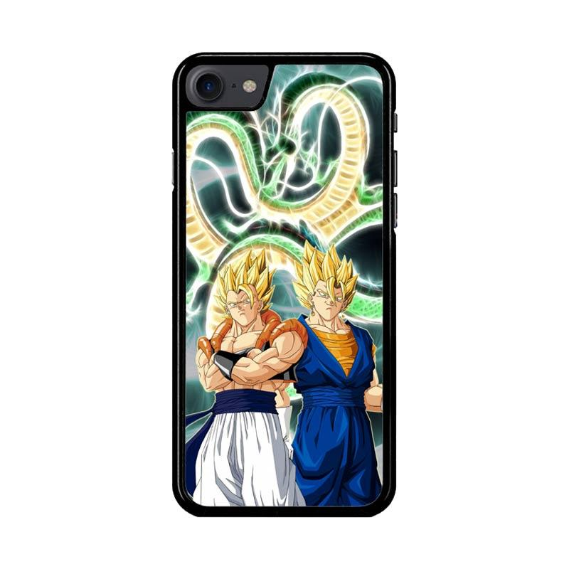Flazzstore Vegito And Gogeta Z3287 Custom Casing for iPhone 7 or 8