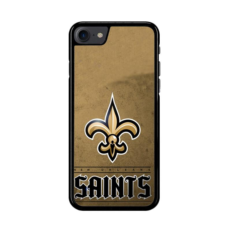 Flazzstore New Orleans Saints Z4149 Custom Casing for iPhone 7 or 8