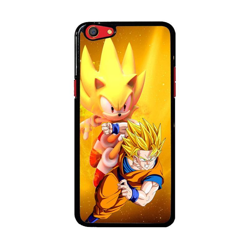 Flazzstore Goku Super Saiyan Super Sonic Z3304 Custom Casing for Oppo F3