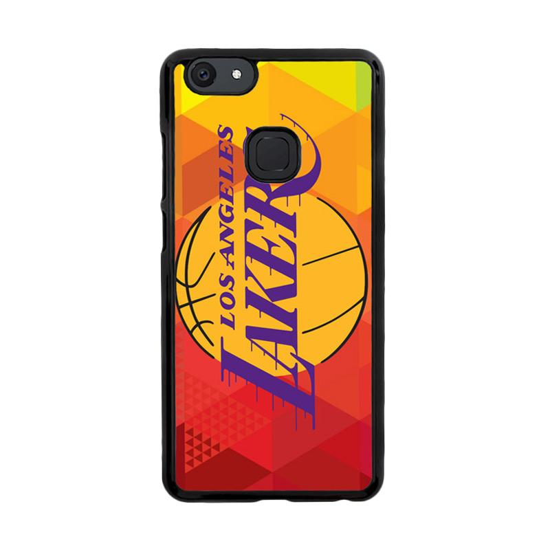 Flazzstore La Lakers Basketball Team Logo Z2991 Custom Casing for Vivo V7 Plus
