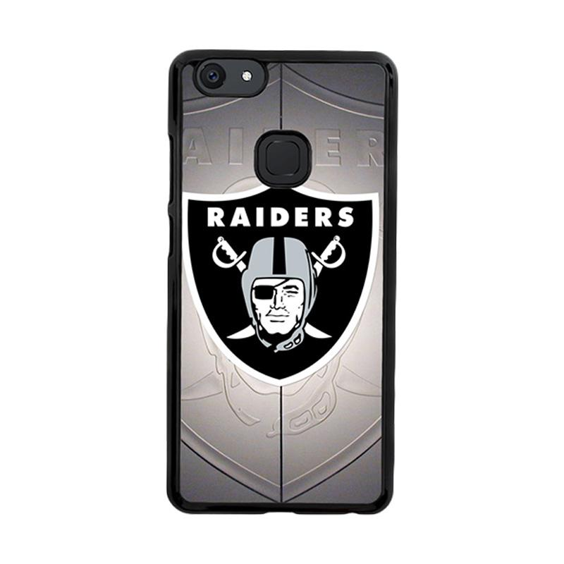 Flazzstore Oakland Raiders Z3261 Custom Casing for Vivo V7 Plus