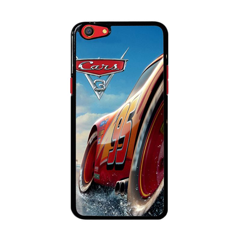 Flazzstore Cars 3 Disney Z4886 Custom Casing for Oppo F3