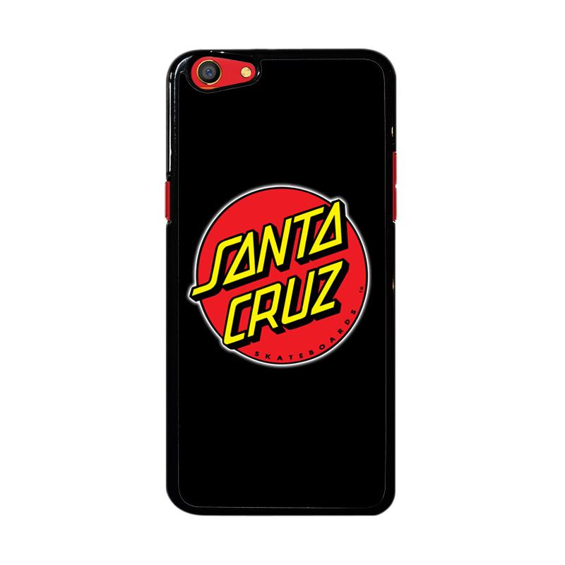 Flazzstore Santa Cruz Logo Z4943 Custom Casing for Oppo F3