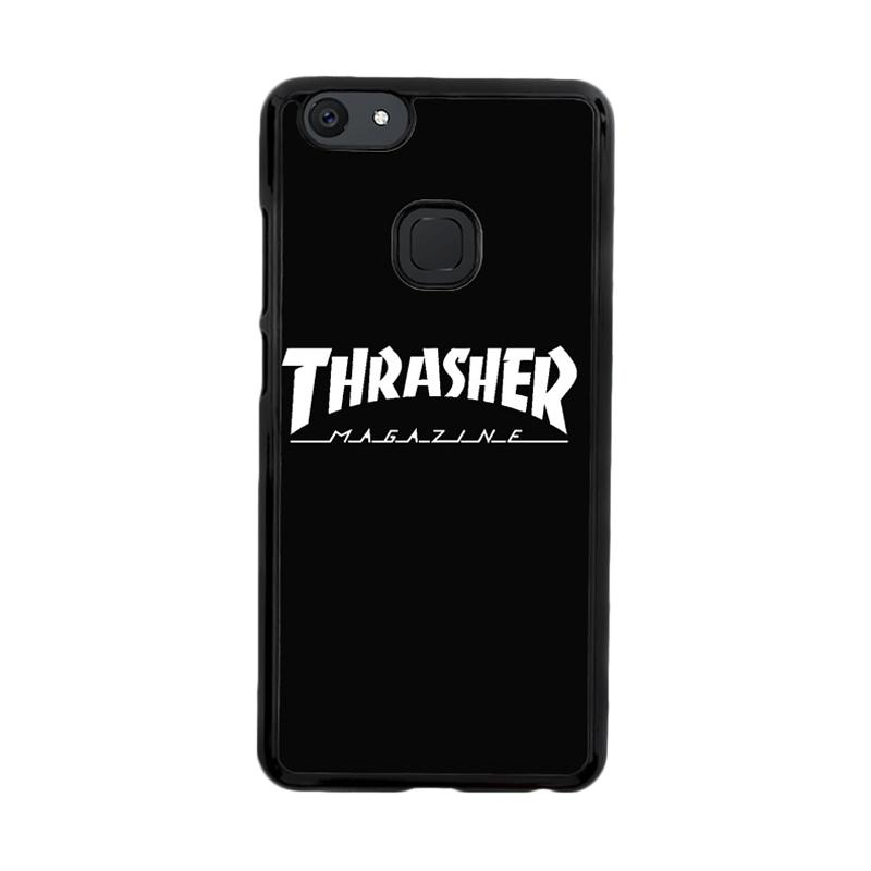 Flazzstore Thrasher Magazine Skate Z4741 Custom Casing for Vivo V7 Plus