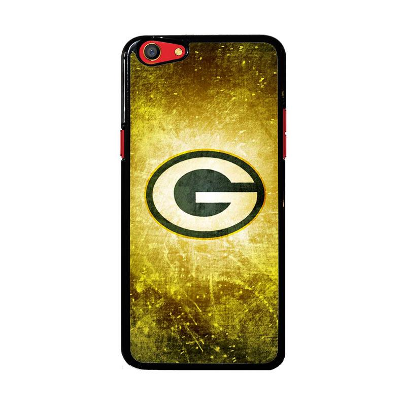 Flazzstore Green Bay Packer Logo Z4993 Custom Casing for Oppo F3