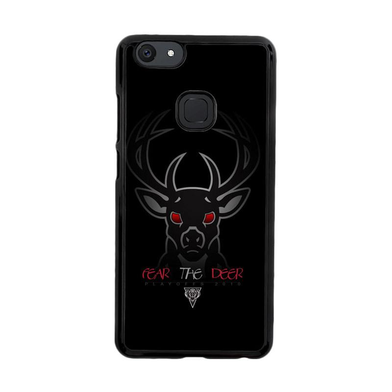 Flazzstore Fear The Deer Playoff Z4809 Custom Casing for Vivo V7 Plus