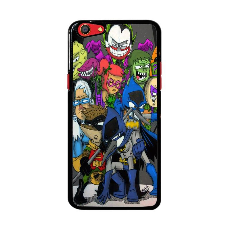 Flazzstore Regular Show Batman D0014 Custom Casing for Oppo F3