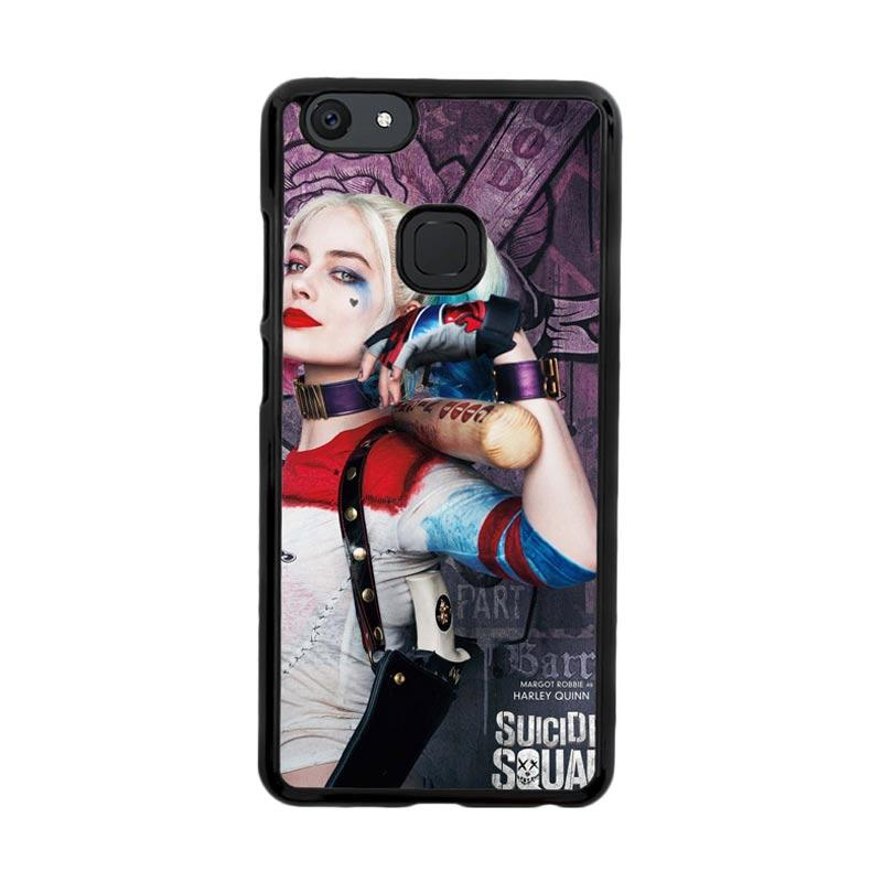 Flazzstore Harley Quinn Suicide Squad Z5188 Custom Casing for Vivo V7 Plus
