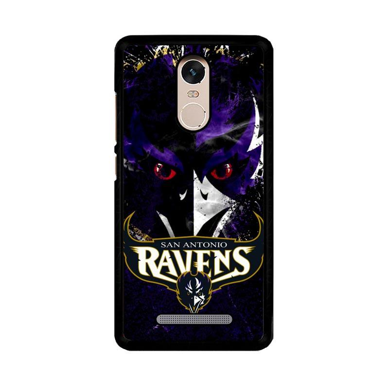 Flazzstore Baltimore Ravens Z2999 Custom Casing for Xiaomi Redmi Note 3 or Note 3 Pro