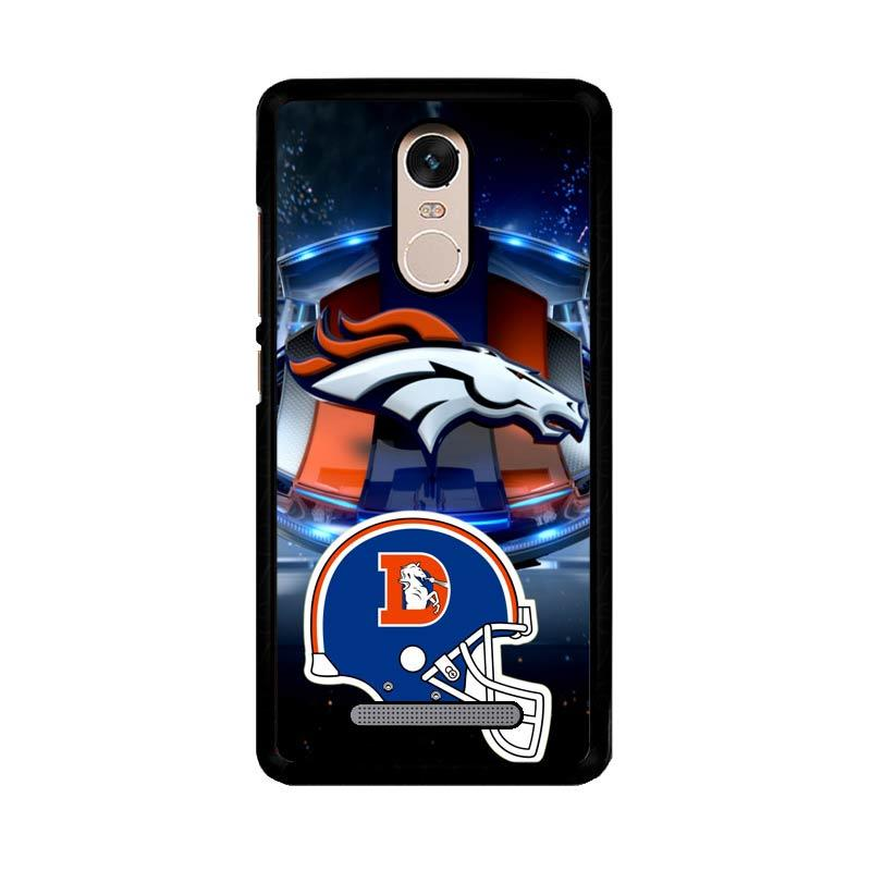 Flazzstore Denver Broncos Z3009 Custom Casing for Xiaomi Redmi Note 3 or Note 3 Pro