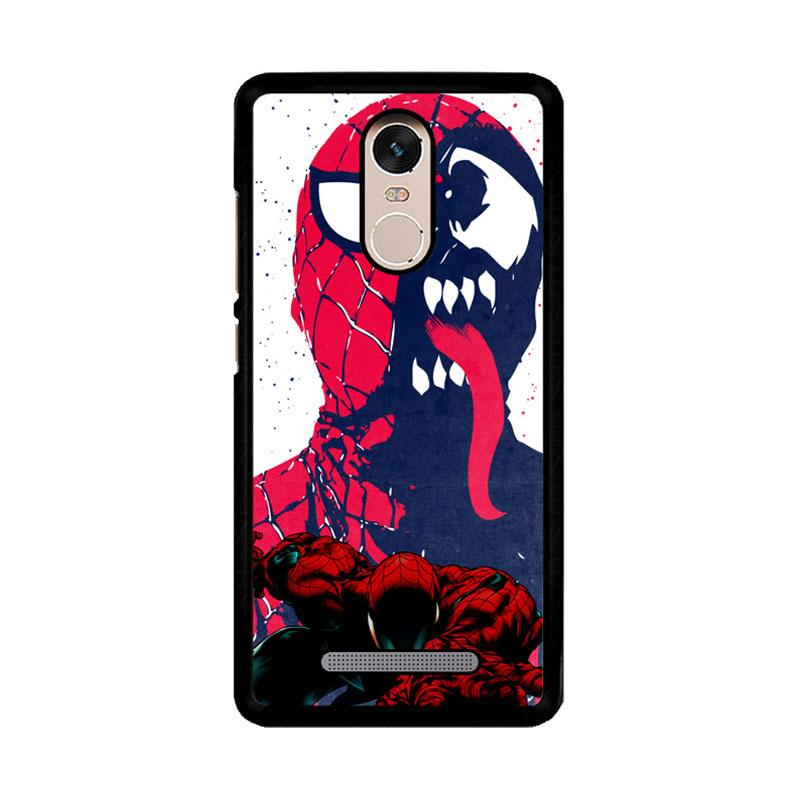 Flazzstore Spiderman Marvel Superhero Z3326 Custom Casing for Xiaomi Redmi Note 3 or Note 3 Pro