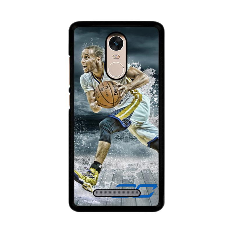Flazzstore Stephen Curry Water Art Z3892 Custom Casing for Xiaomi Redmi Note 3 or Note 3 Pro