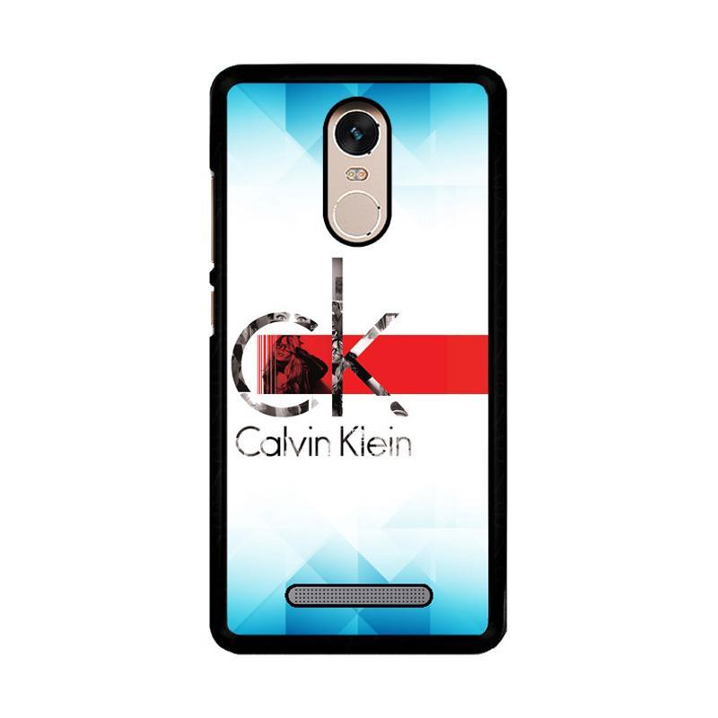 Flazzstore Calvin Klein Logo Art Z3928 Custom Casing for Xiaomi Redmi Note 3 or Note 3 Pro