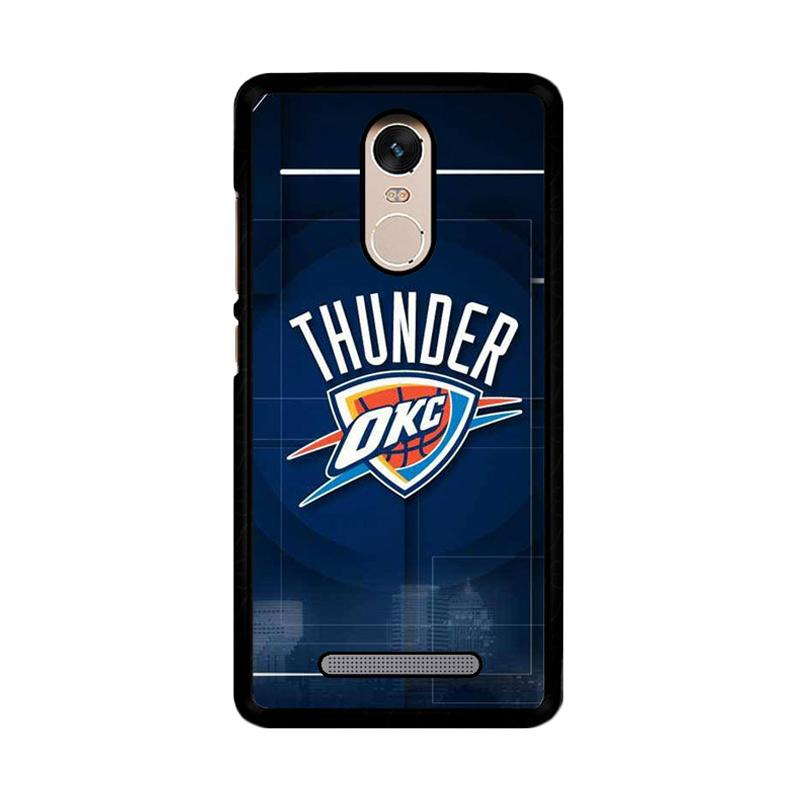 Flazzstore Thunder Okc Z4186 Custom Casing for Xiaomi Redmi Note 3 or Note 3 Pro