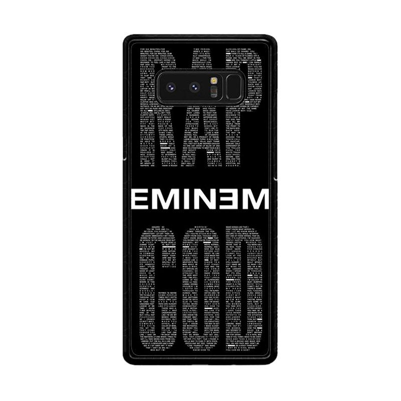 Flazzstore Rap God Eminem Z2835 Custom Casing for Samsung Galaxy Note 8