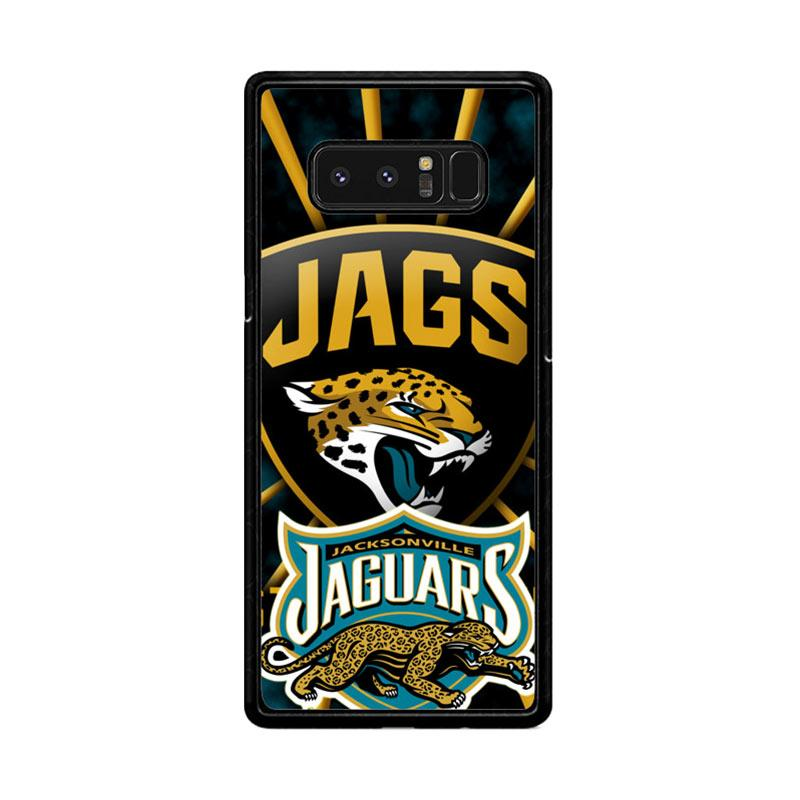 Flazzstore Jacksonville Jaguars Z3005 Custom Casing for Samsung Galaxy Note8