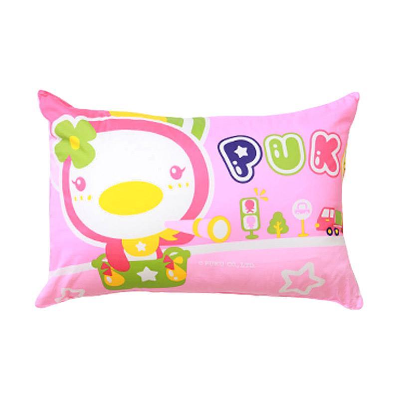 Puku P33130 Bantal Bayi - Pink