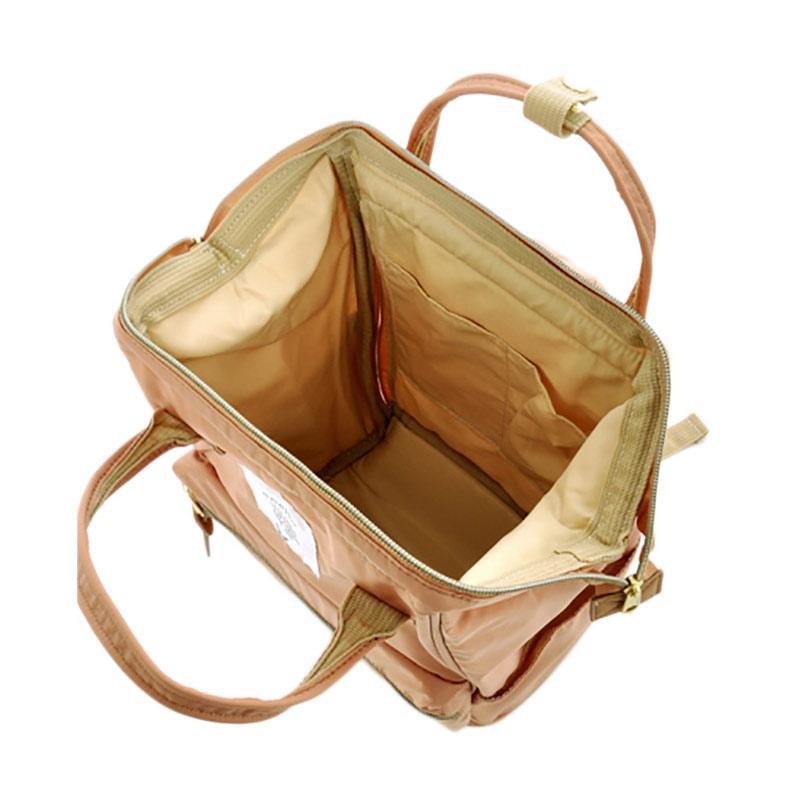 Jual Anello Backpack Rucksack Mini Size AT-B1492 High Density Nylon ... b9d250055e