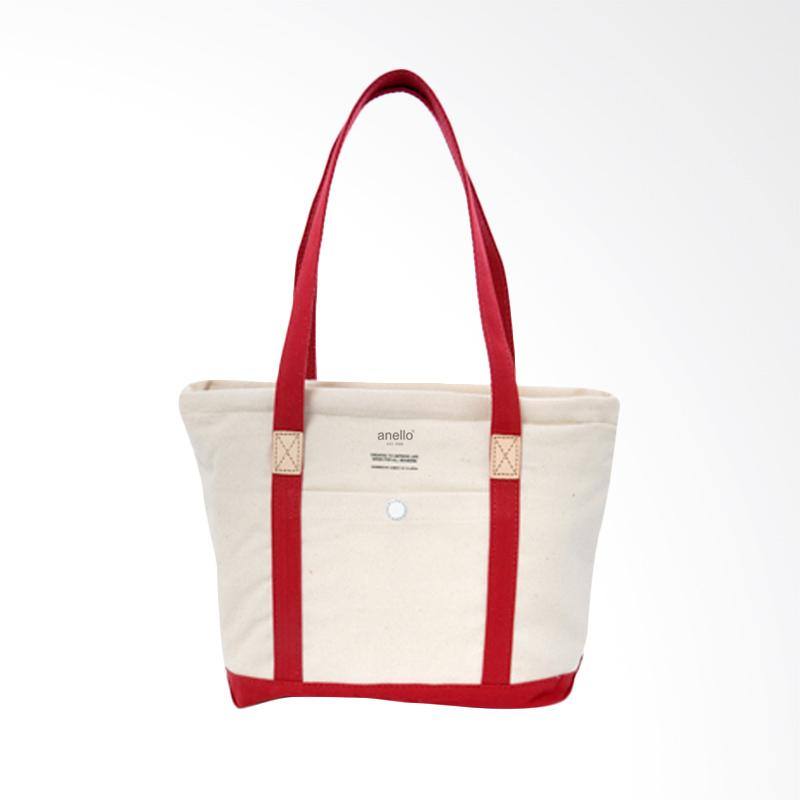 Anello Mini Classic Casual Tote Bag - Red
