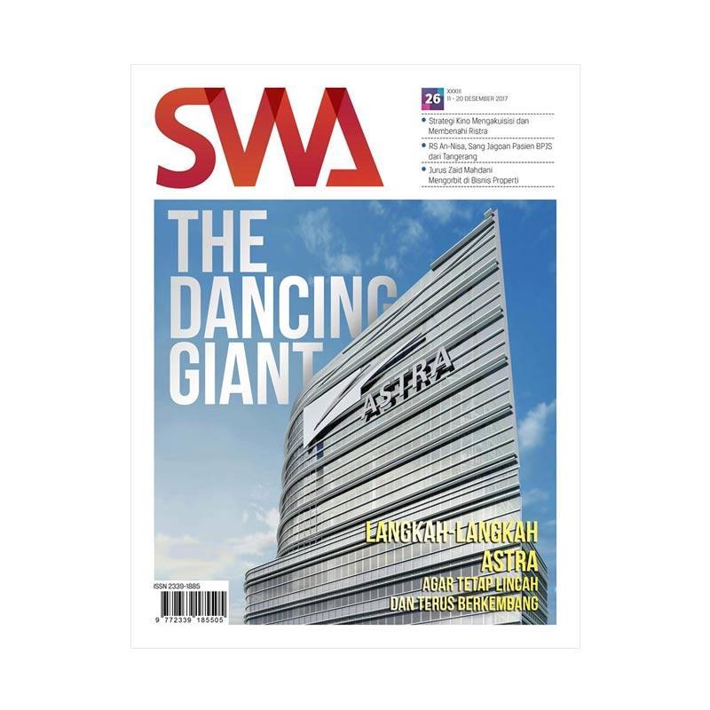 SWA Edisi 26-2017 The Dancing Giant Buku Bisnis