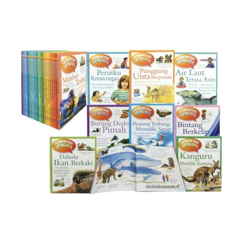harga GROLIER Ensiklopedia Aku Ingin Tahu Mengapa Buku Anak Blibli.com