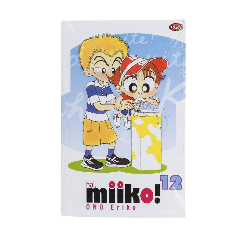 M&C Hai Miiko 12 200035013 by Ono Eriko Buku Komik