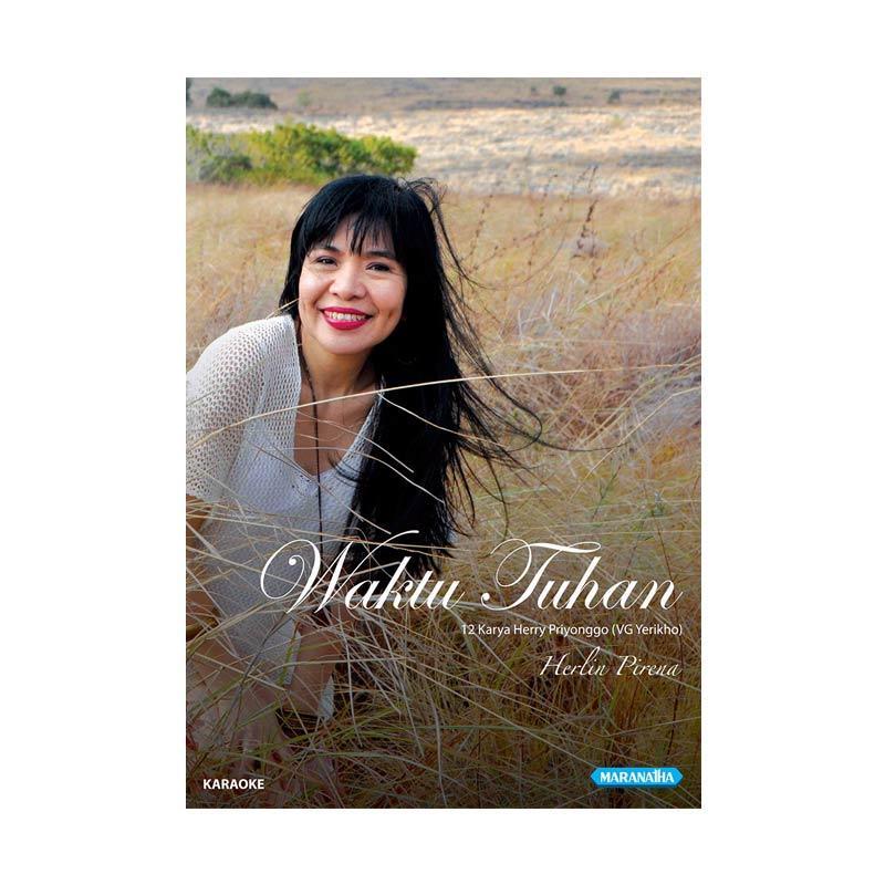 harga Maranatha Records DVDM-795A Herlin Pirena - Waktu Tuhan DVD Rohani Blibli.com