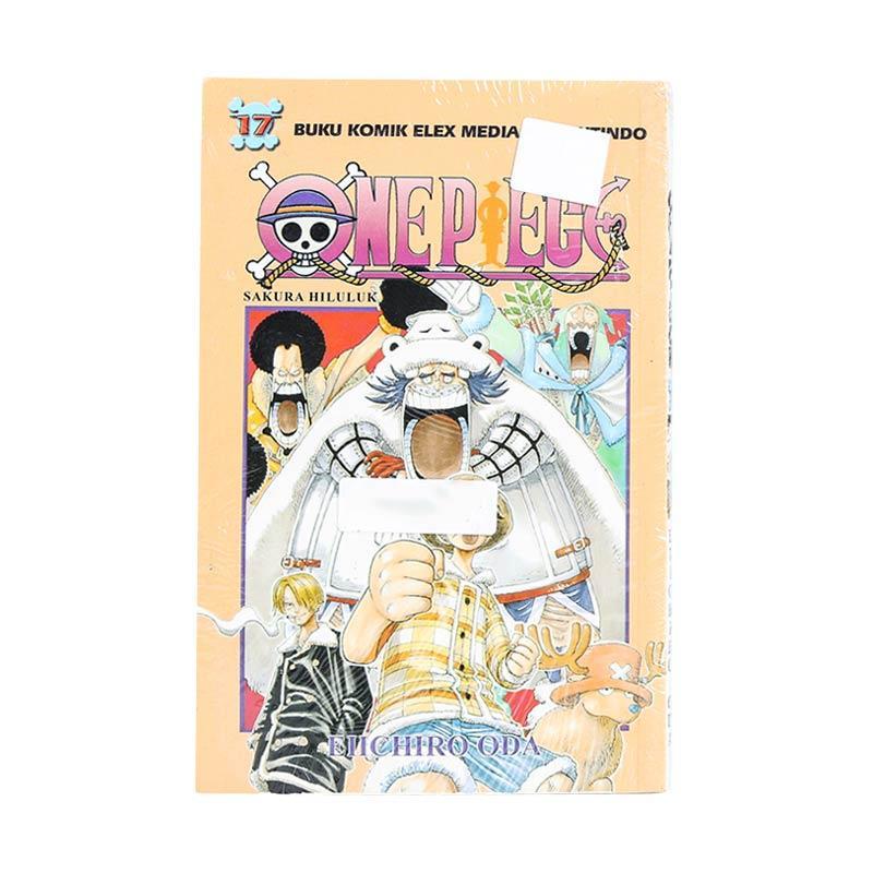 Elex Media Komputindo One Piece 17 200019824 by Eiichiro Oda Buku Komik